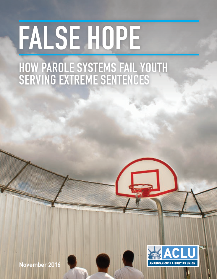 How Parole Systems Fail Youth Serving Extreme Sentences
