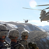 Pic of Afghanistan Courtesy US Army Flickr
