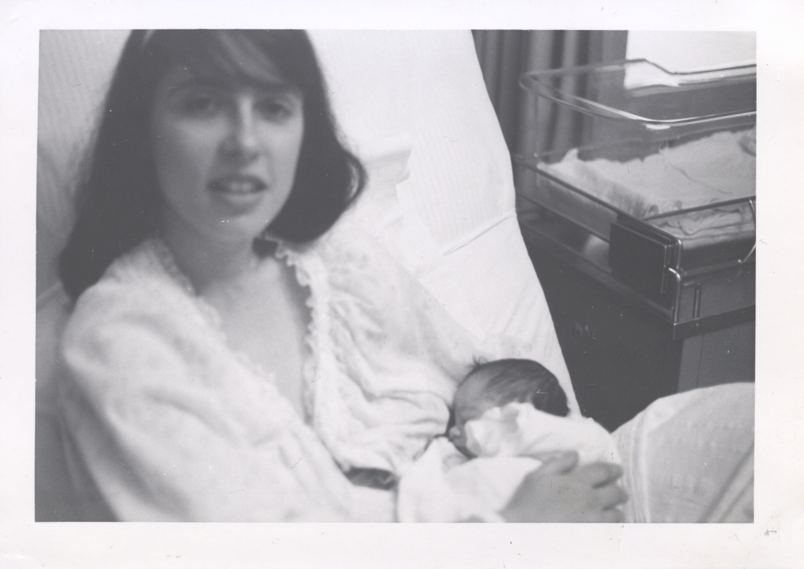 The day Lenora was born, May 17, 1963