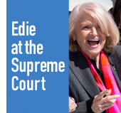 Edie Windsor Challenges DOMA