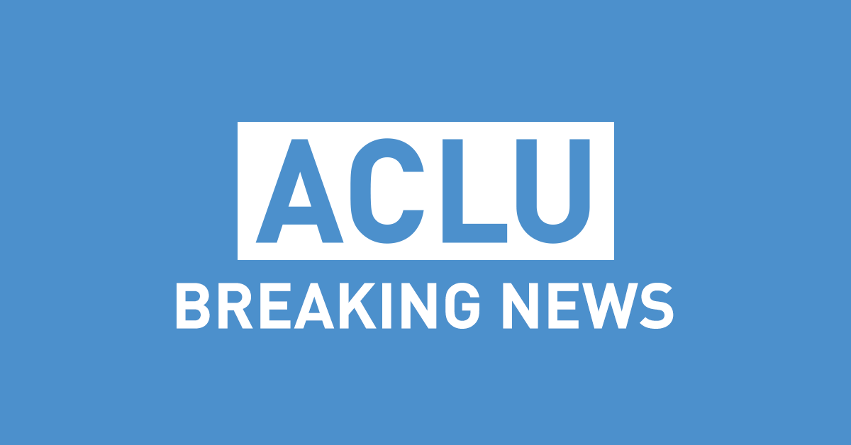 aclu.org - ACLU Comment on Congressional Move to Allow Internet Providers to Sell Consumer Data Without Permission