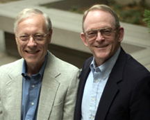 Glen Dehn and Charles Blackburn