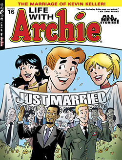 archie comic cover