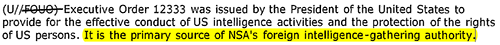 Overview of Signals Intelligence Authorities, page 4