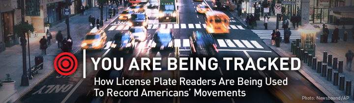 License Plate Scanner >> You Are Being Tracked American Civil Liberties Union