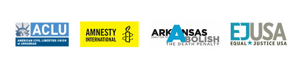 Amnesty International and Equal Justice USA logos
