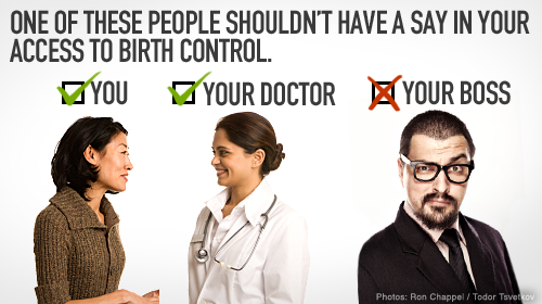 Men need start owning birth control