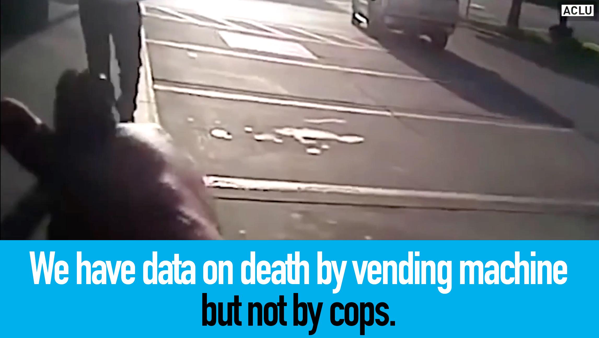 killed by vending machine