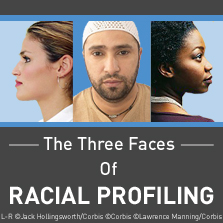 the issues of the racial profiling in the law enforcement of the united states