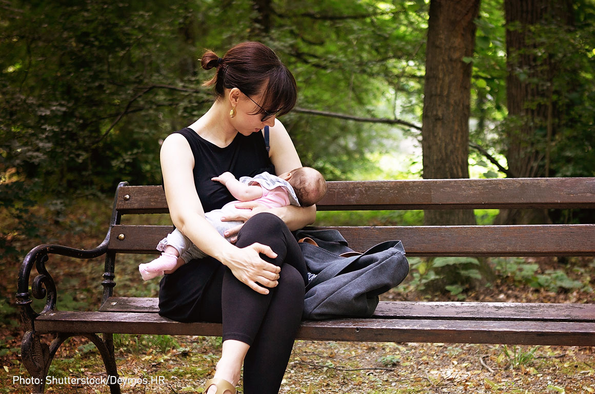 Top 10 Reasons the ACLU Fights for Breastfeeding Rights ...
