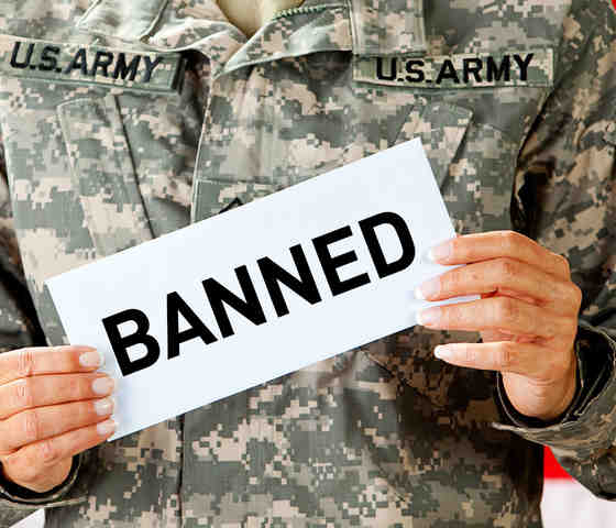 Breaking Down Trump S Trans Military Ban American Civil Liberties