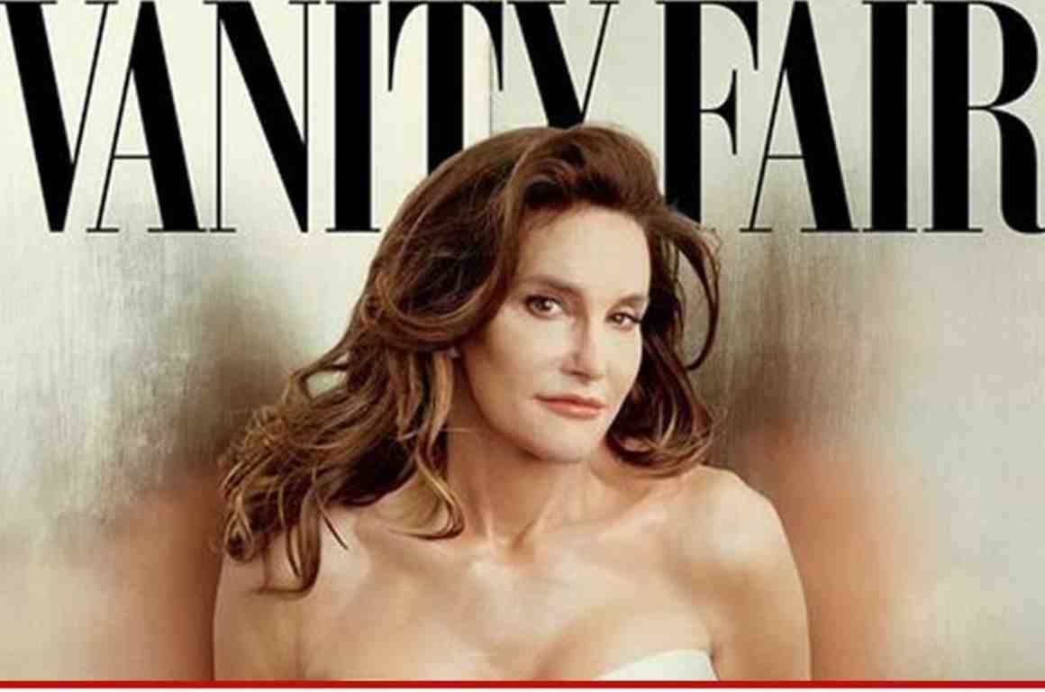 Caitlyn Jenner on cover of Vanity Fair