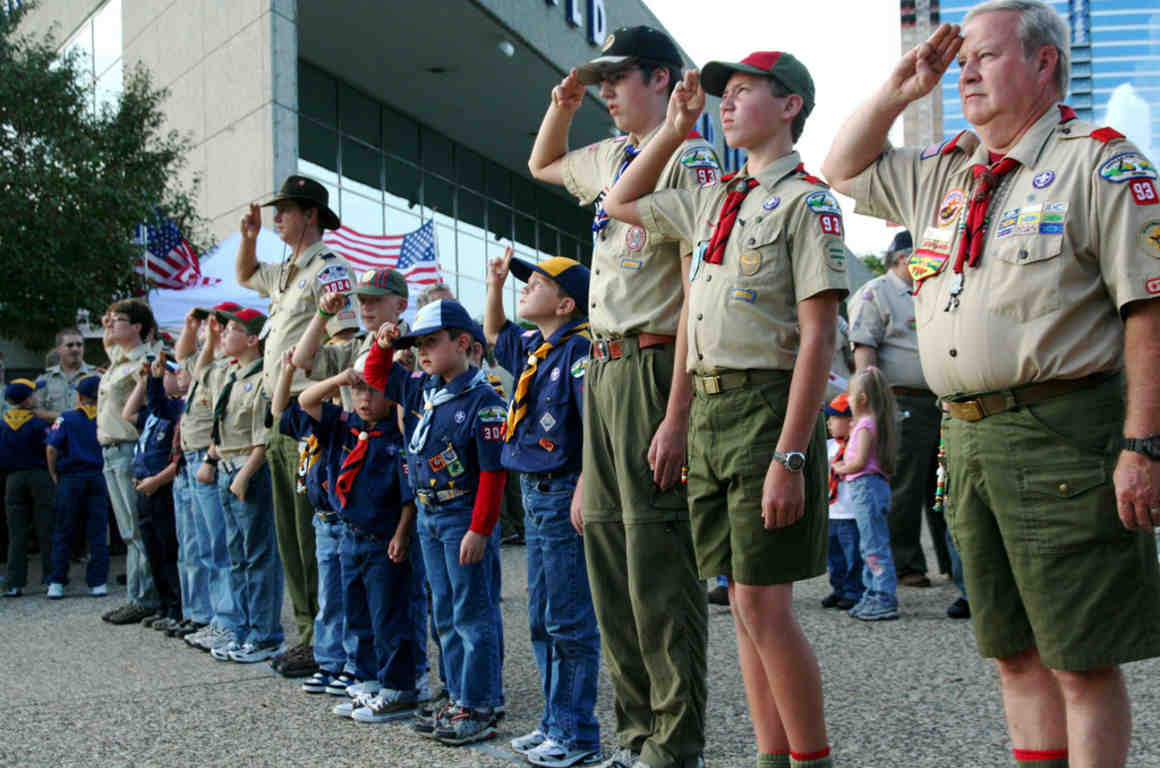 Don't Clap Just Yet for the Boy Scouts | American Civil Liberties ...