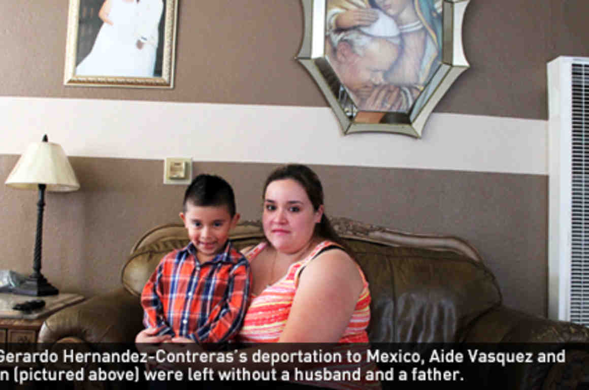 How a Father Gets Deported for a Traffic Violation