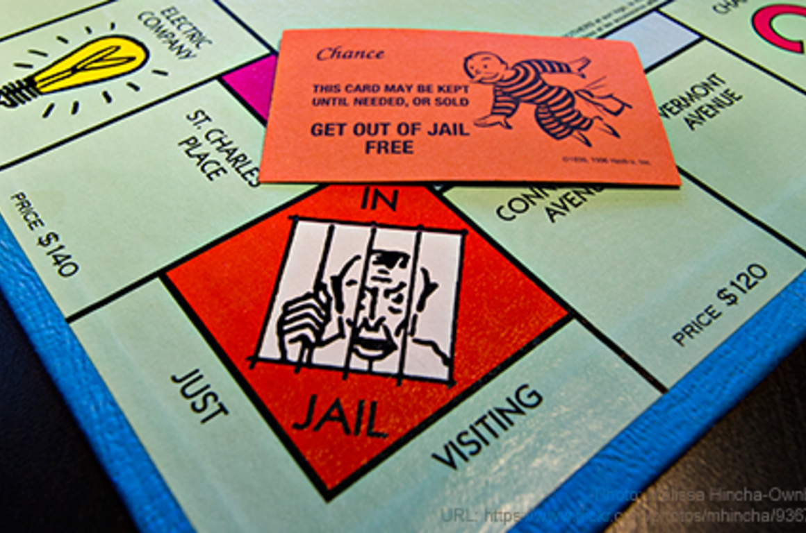 The Police S Get Out Of Jail Free Card American Civil Liberties Union
