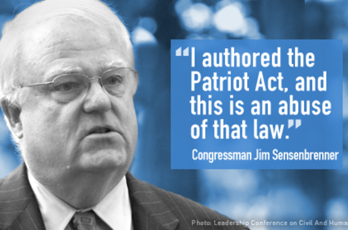 the patriot act abuses civil liberties