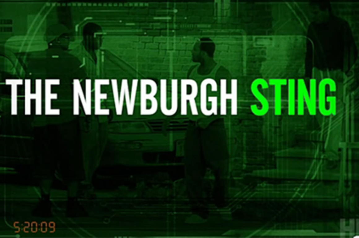 The Newburgh Sting