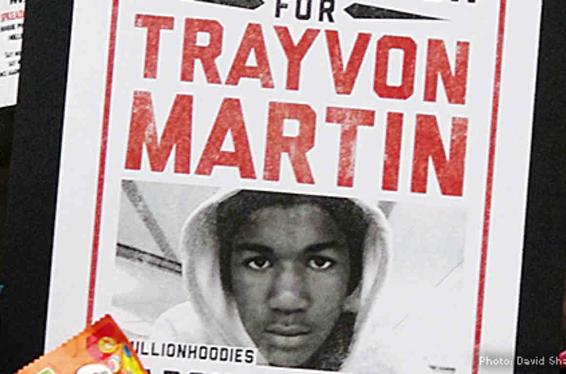Image result for image of trayvon martin