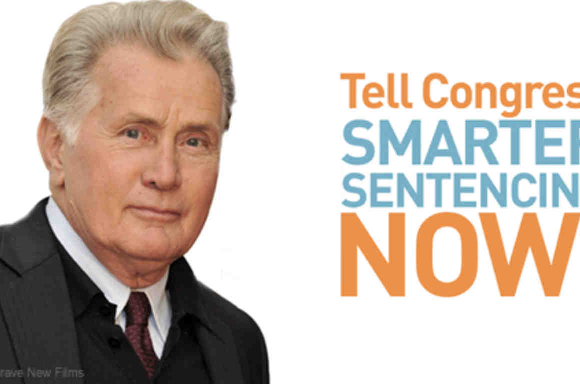 Martin Sheen from The West Wing: Tell Congress Smarter Sentencing Now!