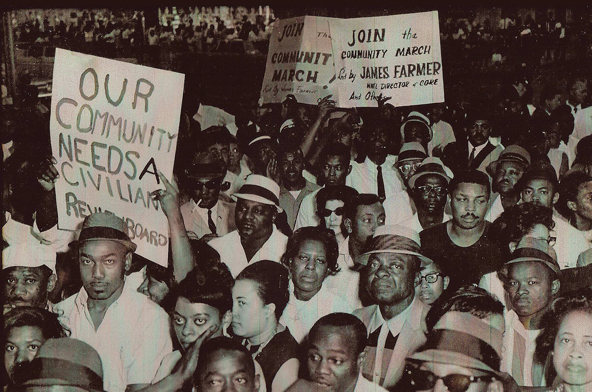 Civil Rights March from 1964