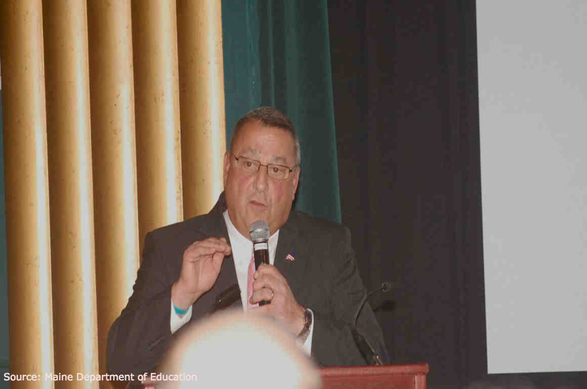 Governor of Maine Paul LePage