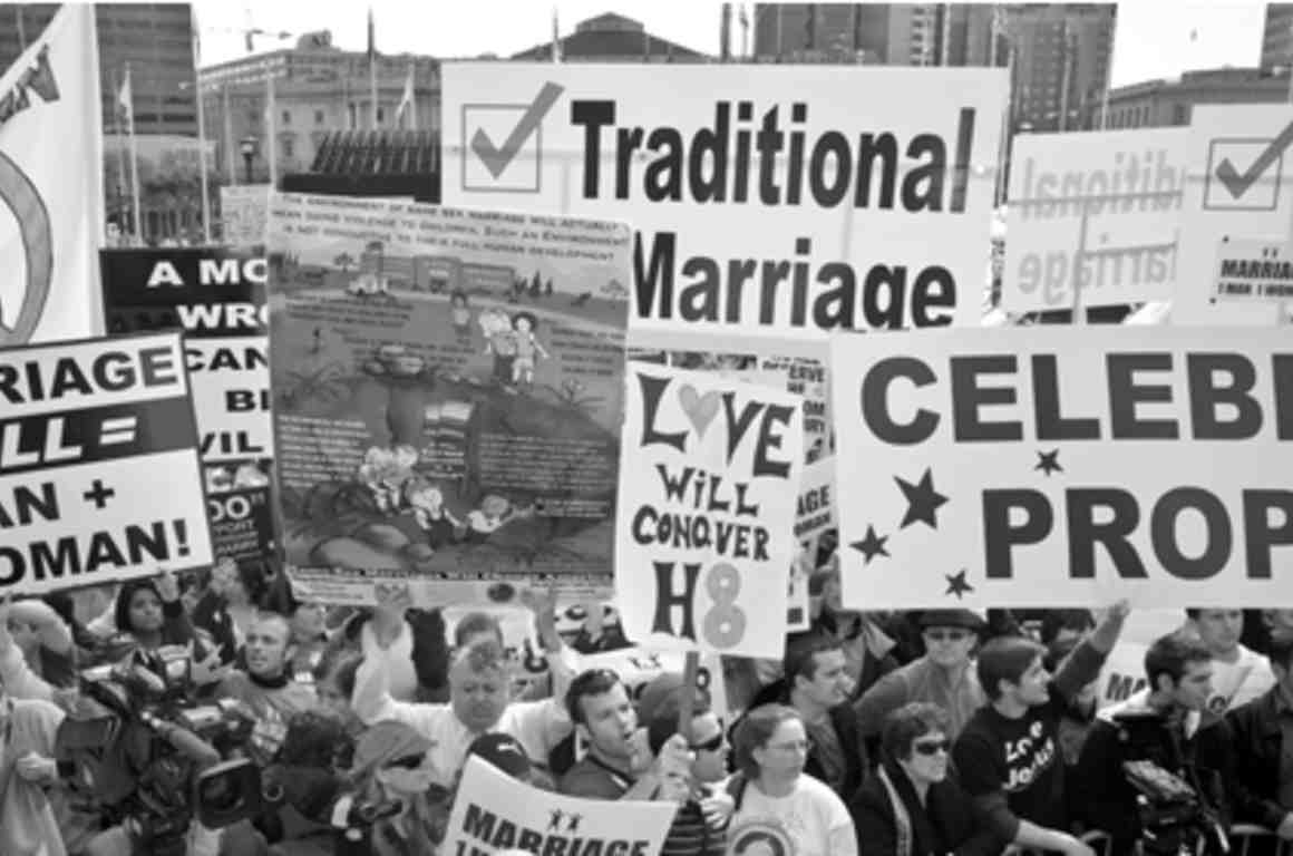 Is gay rights a civil rights issue