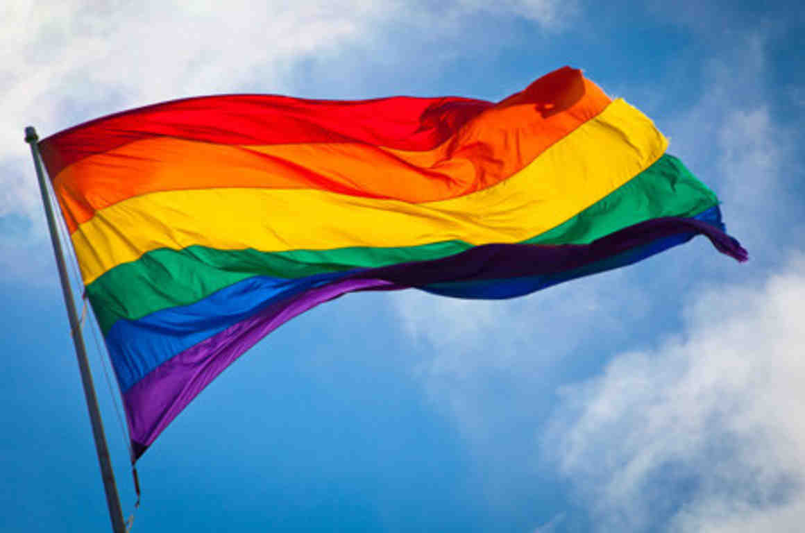 meet the man who kept the rainbow flag free american civil