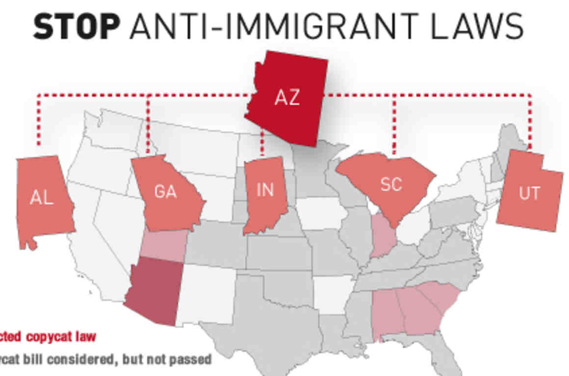 against arizona immigration law essay Cons for debate for arizona immigration the united states department of justice filed a law suit against arizona in essay about hb:no more immigration law.