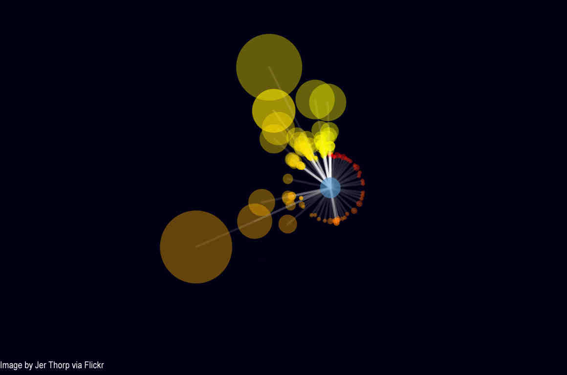 Image of bubble graphic