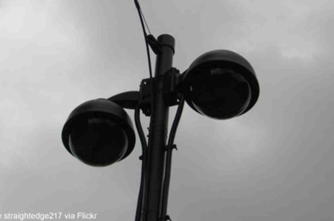 police chief surveillance cameras don t help fight crime american