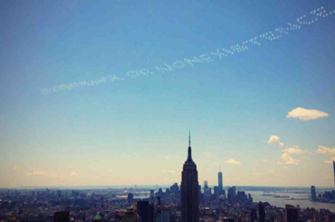 CIA's Linguistic Somersault Takes to the Sky