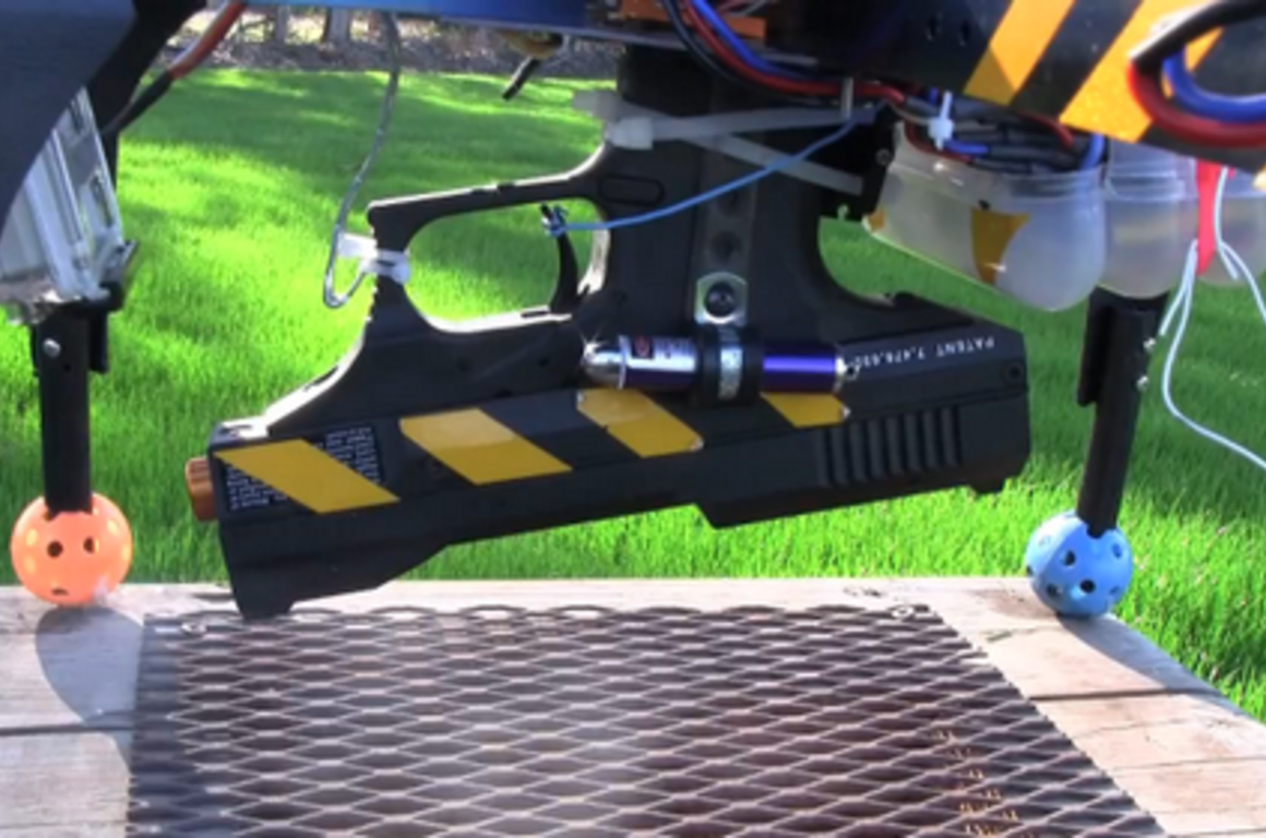 The DIY Armed Drone