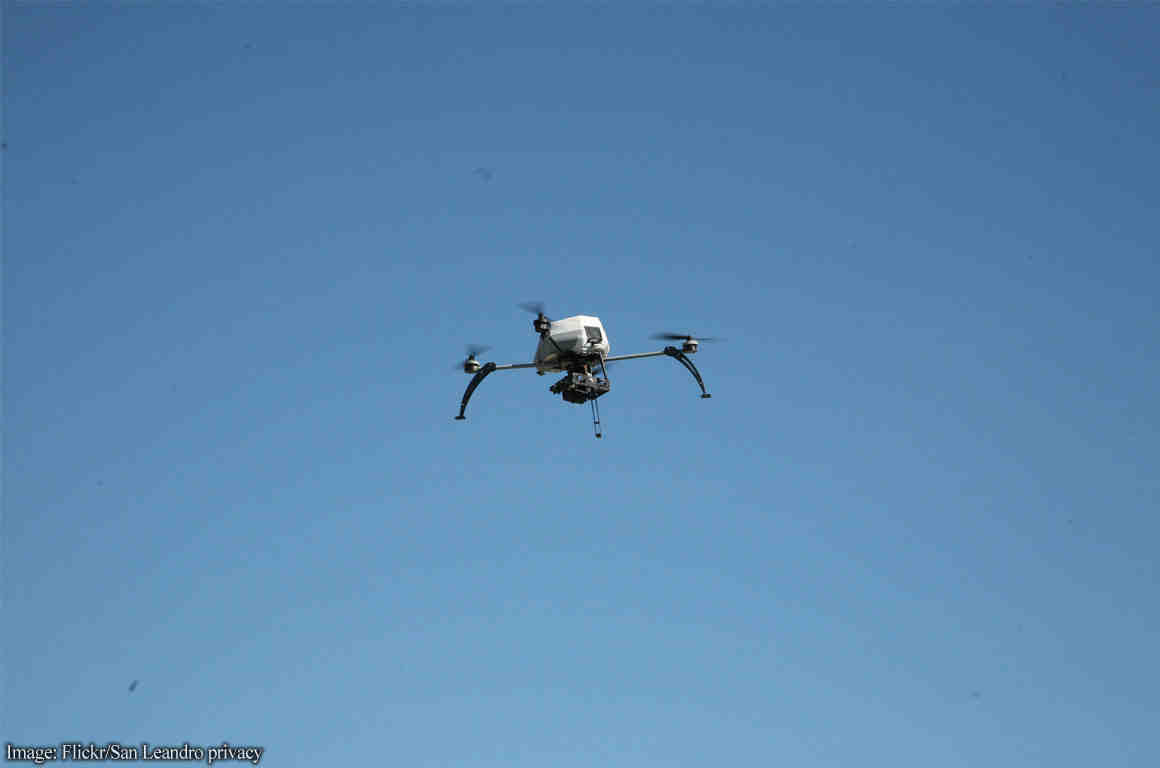 Drone legal cases on sexual harassment