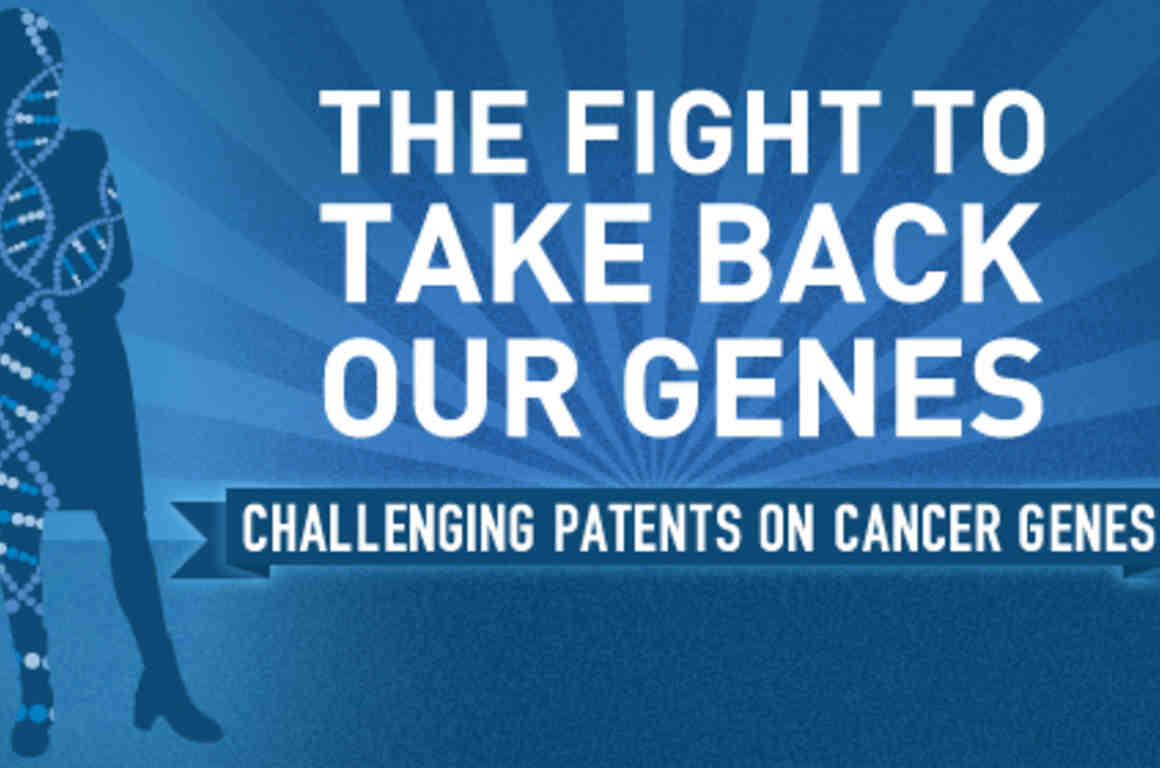 The Fight to Take Back Our Genes