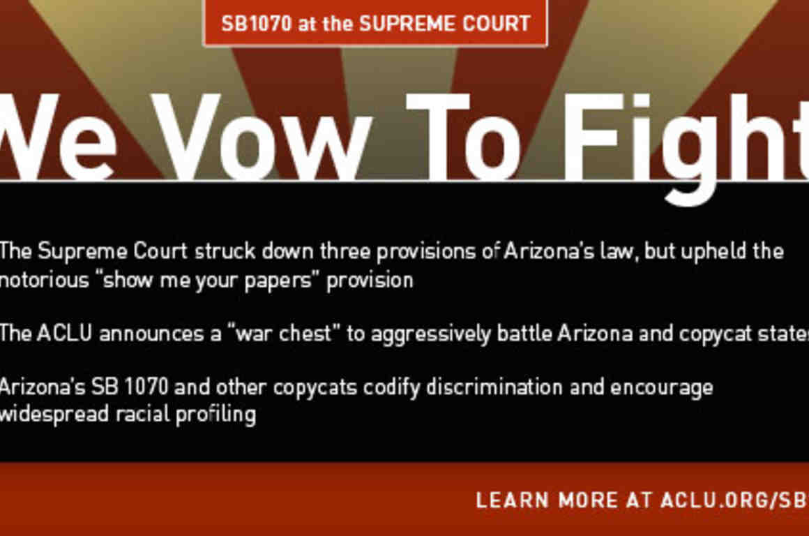 Can you site the sb1070 law for me ?