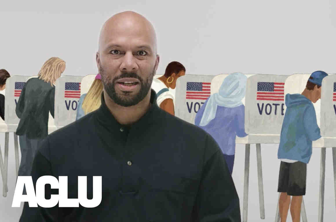 Vote Smart Justice - Common
