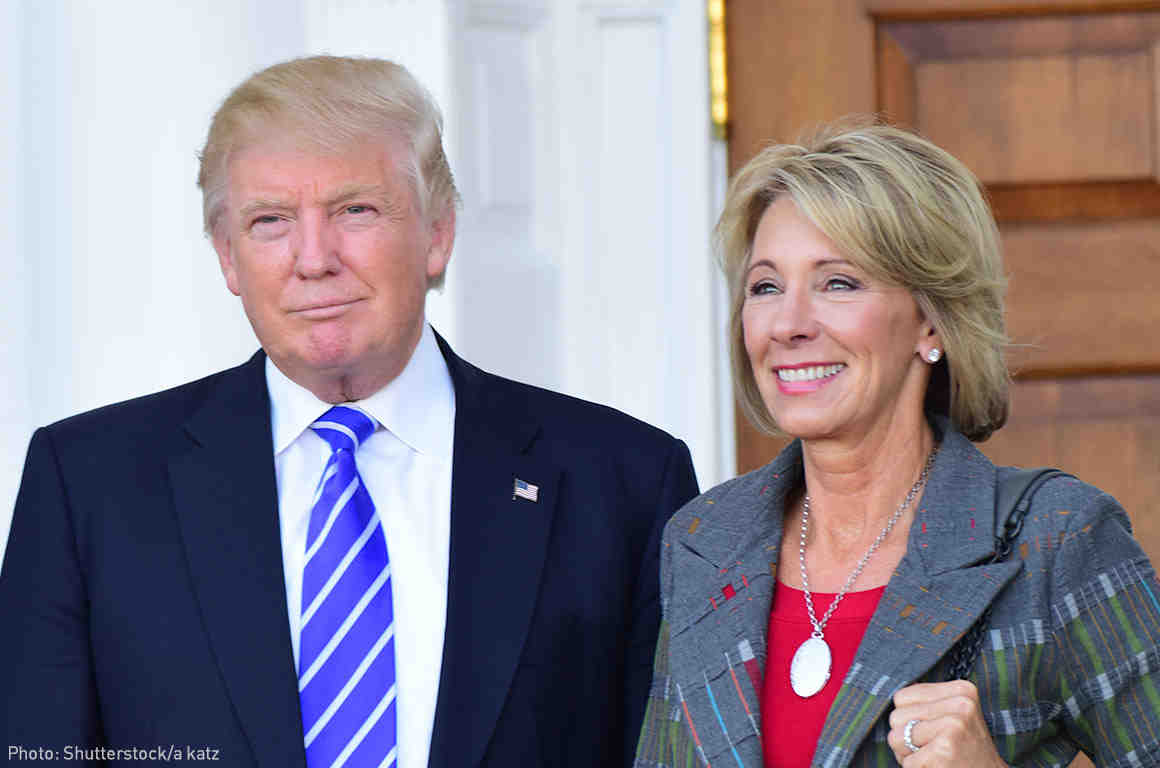 The Betsy Devos Hearing Was Insult To >> Devos Confirmation Hearing Raises More Concerns That She