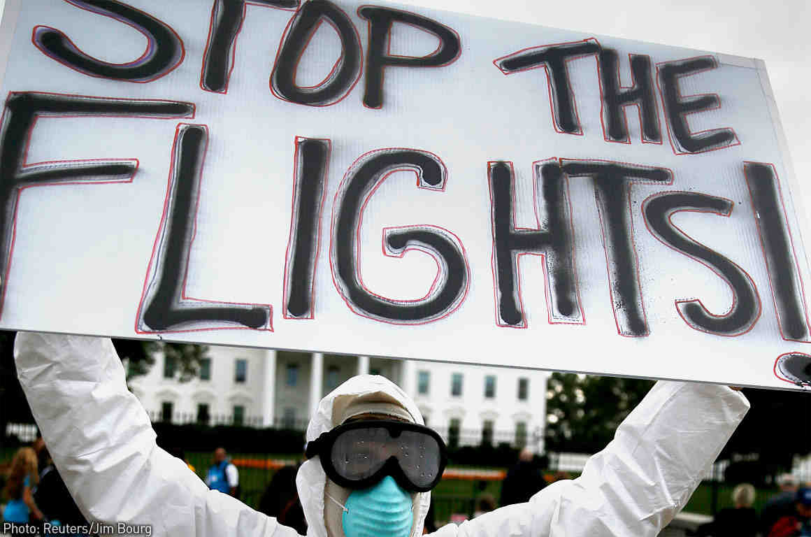 Fear, Politics, and Ebola: Why the Ebola Quarantines Weren't Only Unjustified, but Unconstitutional, Too