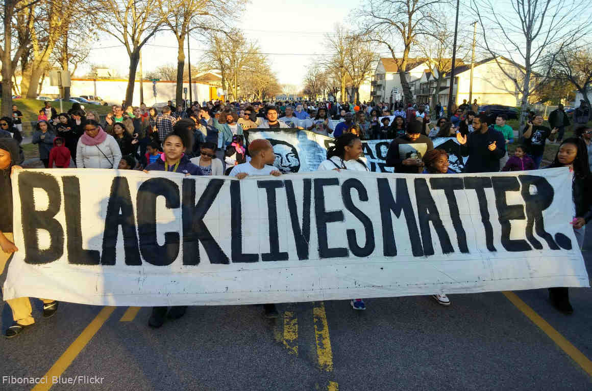 Justice for Jamar March - Minneapolis, Minnesota