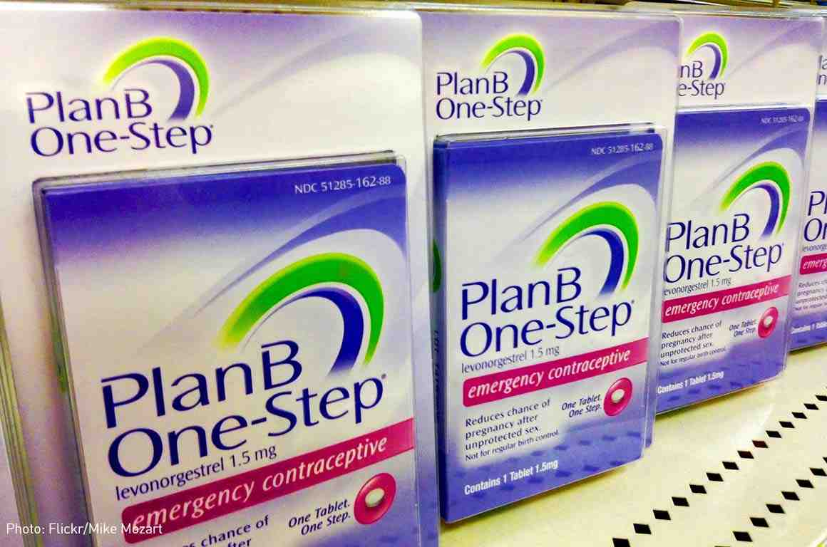 plan b emergency contraceptives Women are buying up plan b because they're terrified of the future  at age  53, she didn't need the emergency contraception pills — in fact,.
