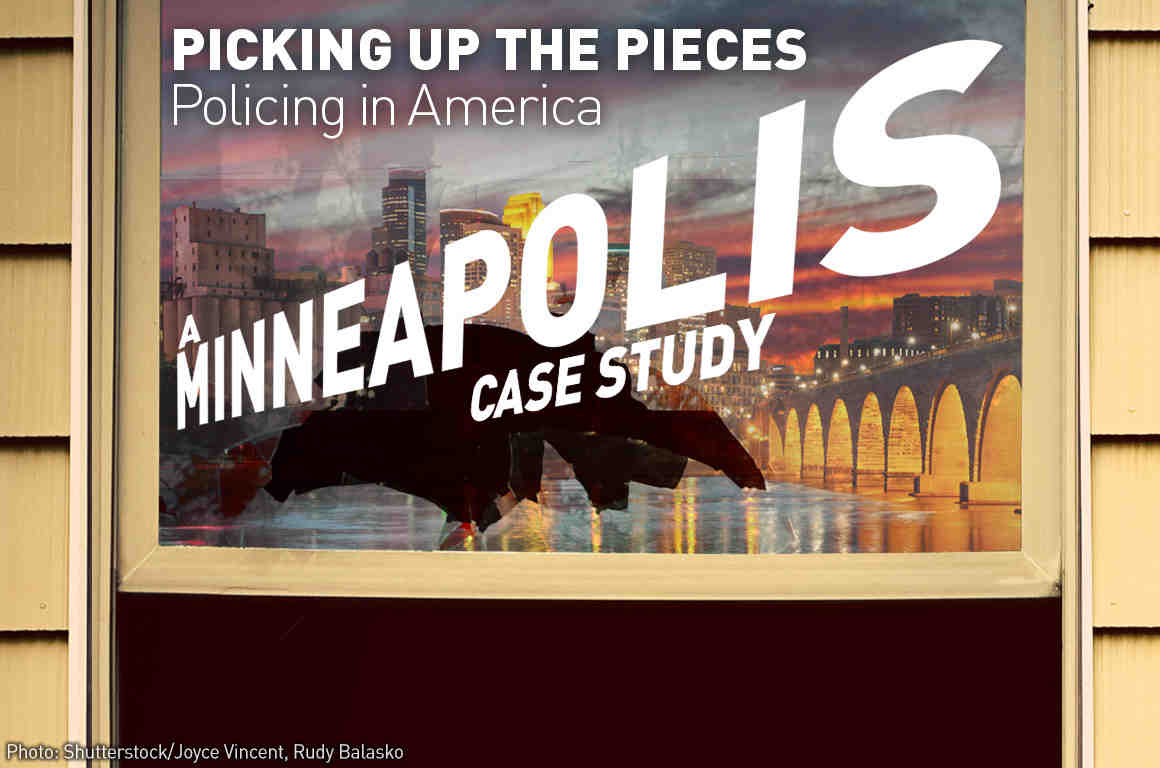 Picking up the Pieces: Policing in America - A Minneapolis Case Study