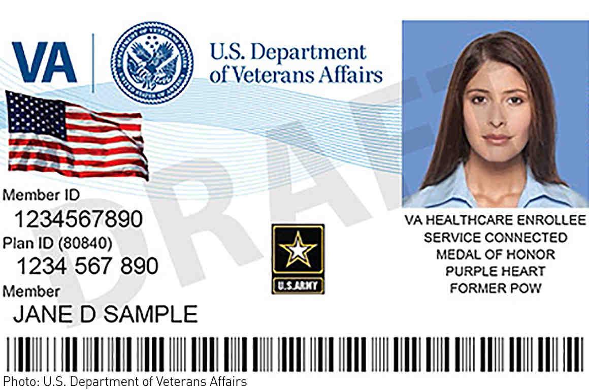 Veteran Health Identification Card