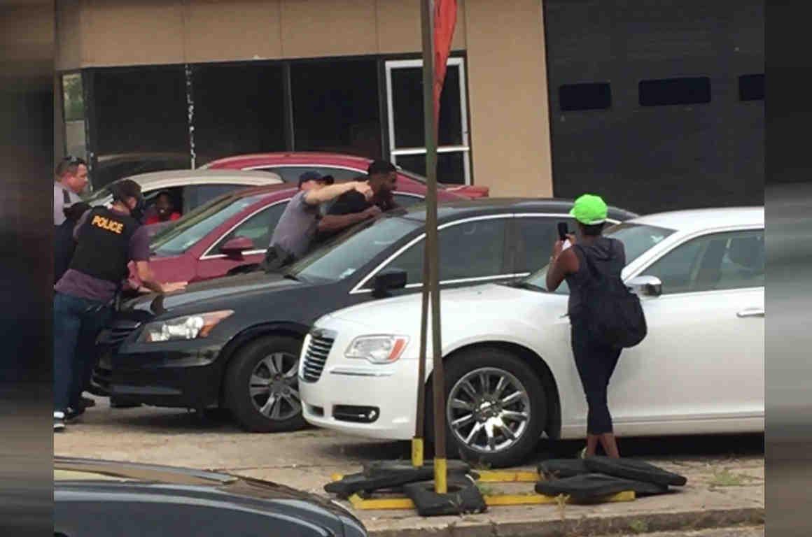 Baton Rouge Arrest