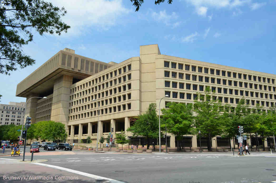 J Edgar Hoover Building, Washington, D.C.