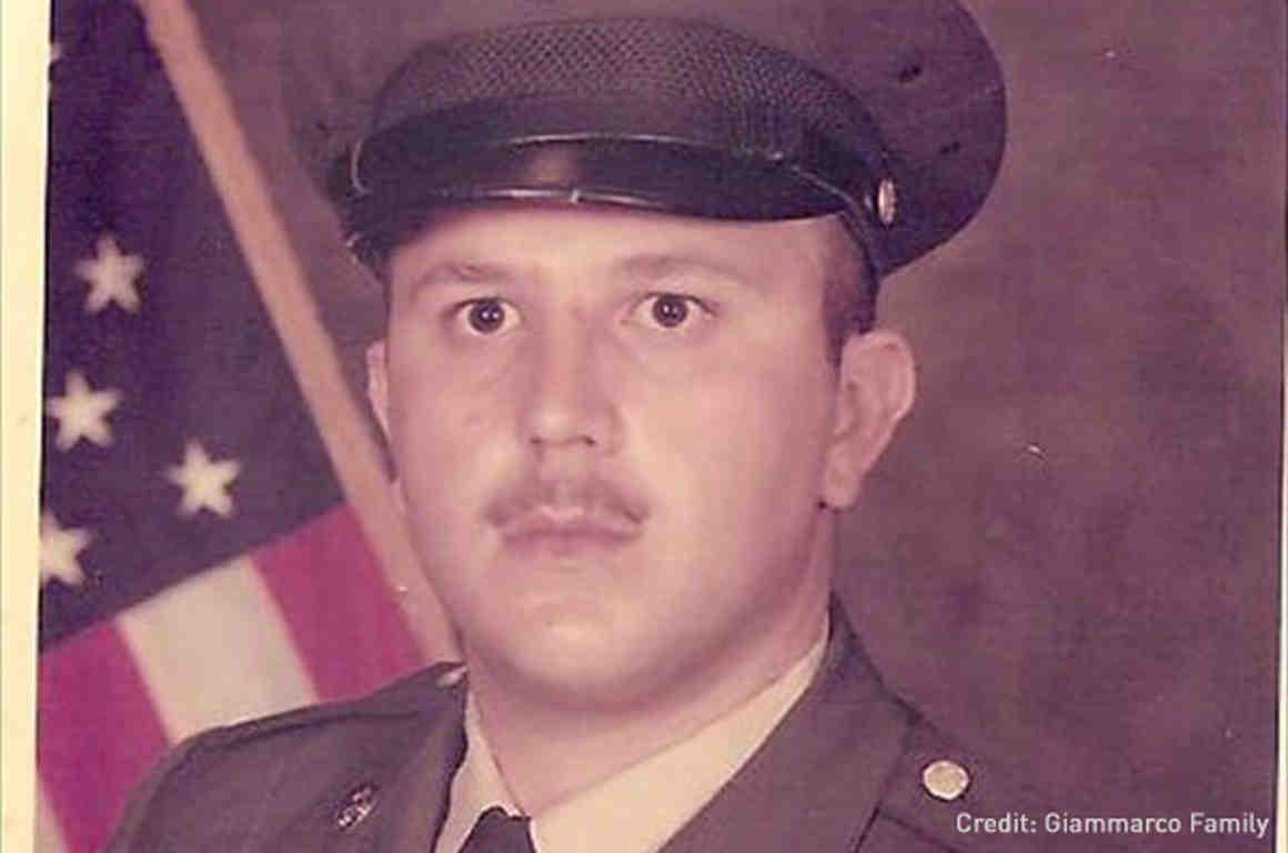 Arnold Giammarco army portrait