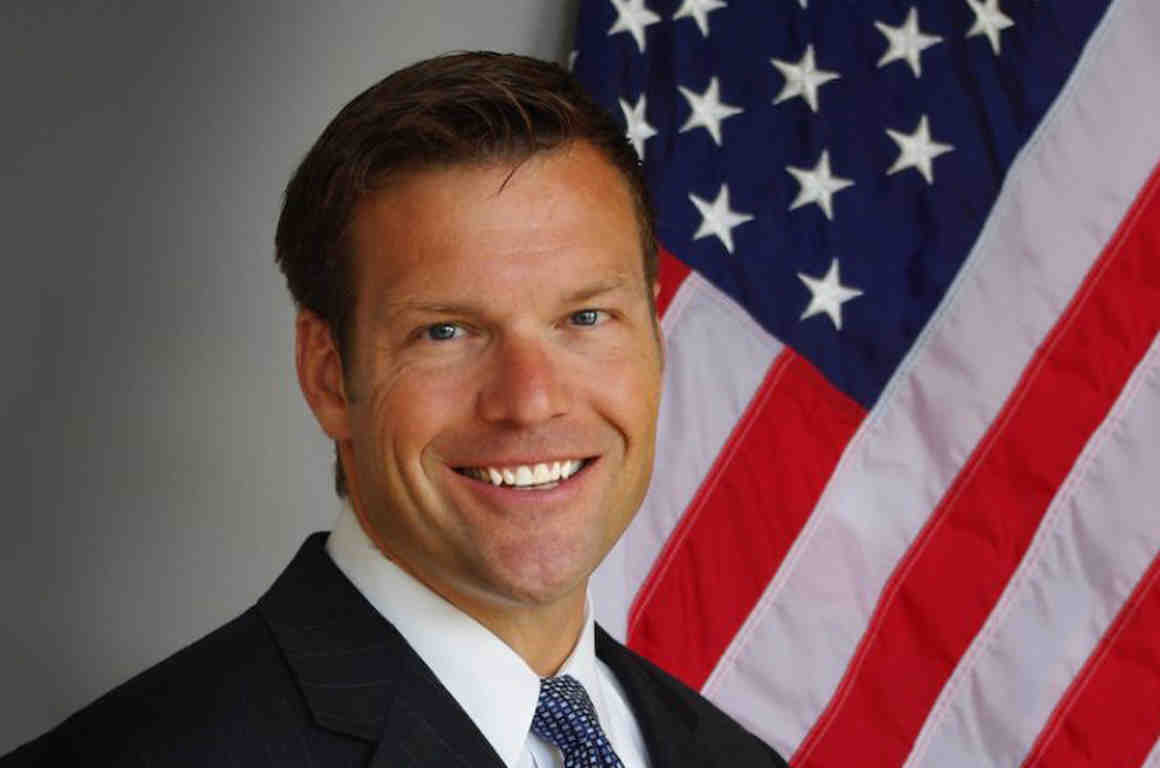 Image result for kris kobach