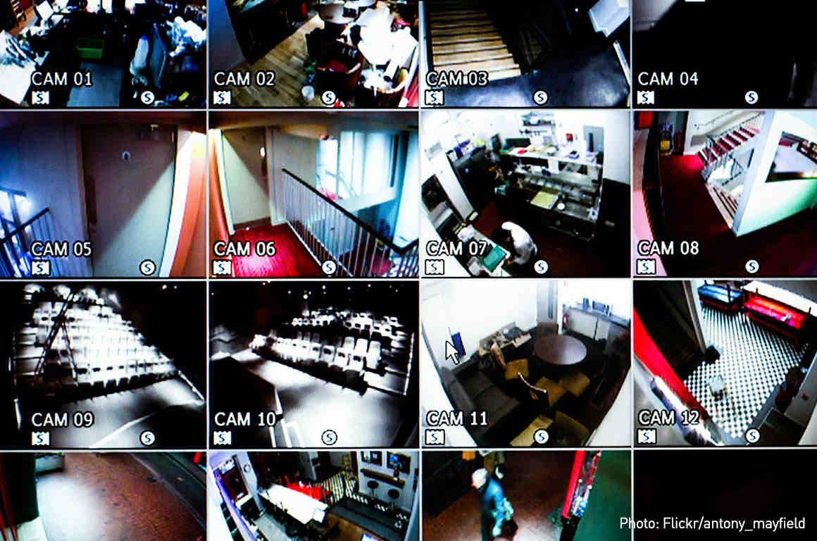 Surveillance Camera Feeds