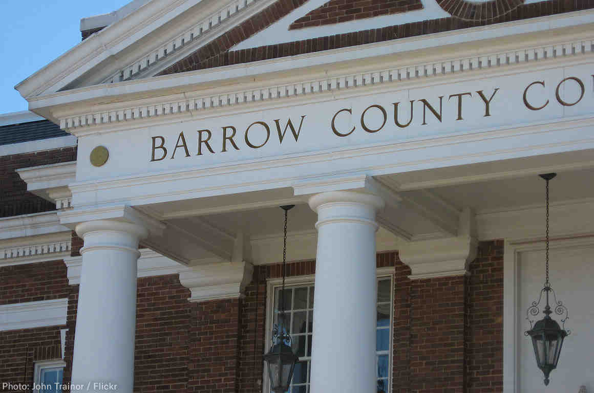 Barrow County Court House