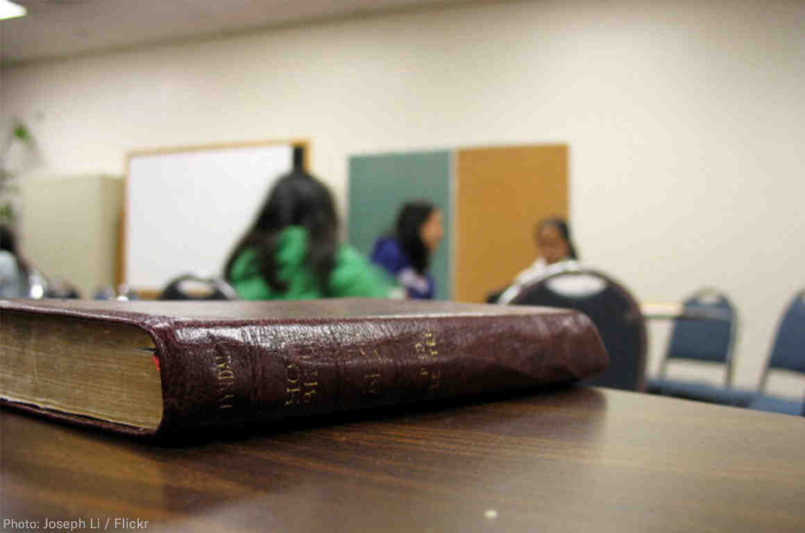 In Kentucky, Public-School Bible Courses Look More Like
