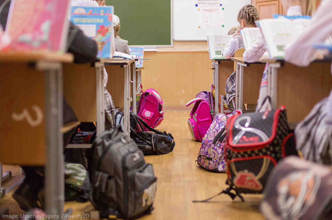 Classroom Floor